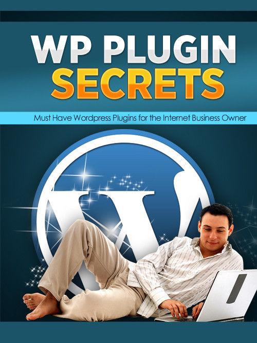 Wordpress plugin secrets video tutorial 10 part video course - CD/DVD 1