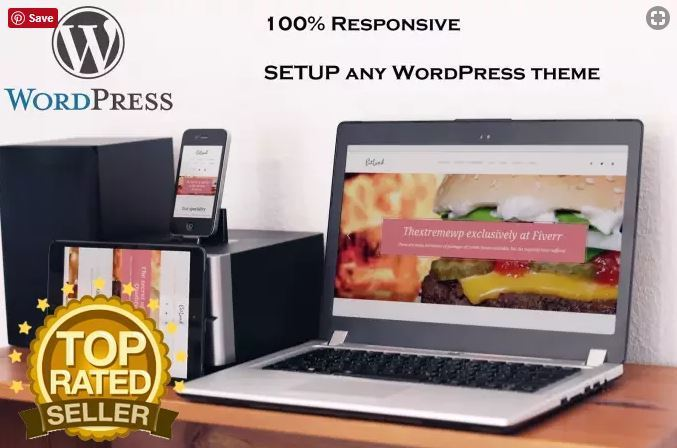 WordPress Theme Installation, Setup Any Wordpress Theme Exactly Like Its Demo 1