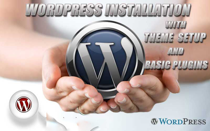 I WILL INSTALL AND WORDPRESS AND YOUR THEME ON YOUR SERVER US SELLER FAST!!! 1