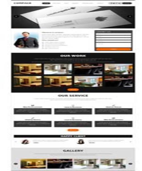 WordPress Themes: Compack Multipurpose Premium Theme DOWNLOAD 1