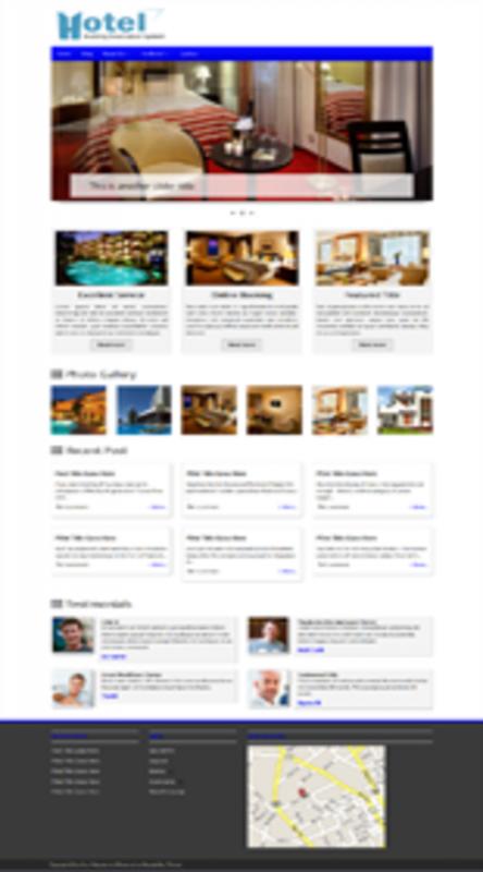 WordPress Themes: WordPress Premium Business Theme # 2 DOWNLOAD 1