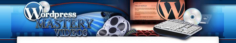 Master Wordpress Step by Step 60 Video Tutorials- All on 1 CD.... 1