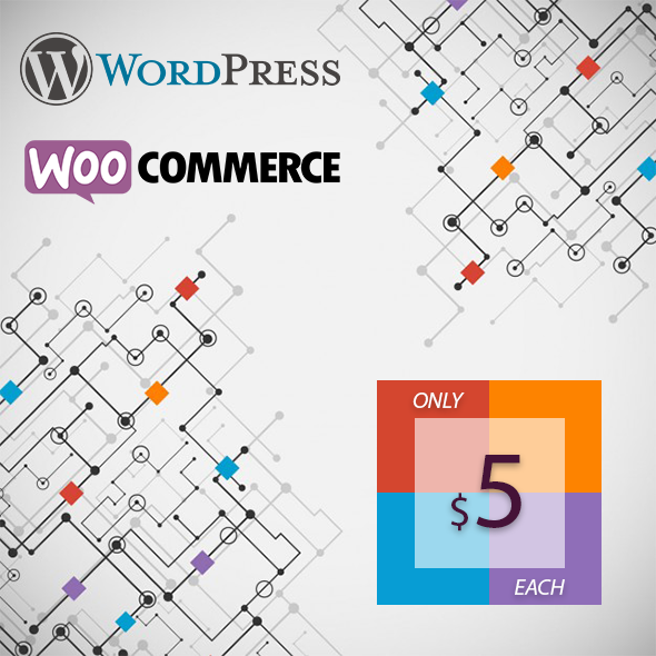 WordPress & WooCommerce - Plugins & Themes - Mega Collection: Only $5 Each 1
