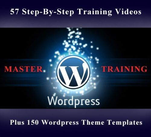 WORDPRESS MASTER TRAINING GUIDE  57  Instructional Videos Master Resale Rights 1