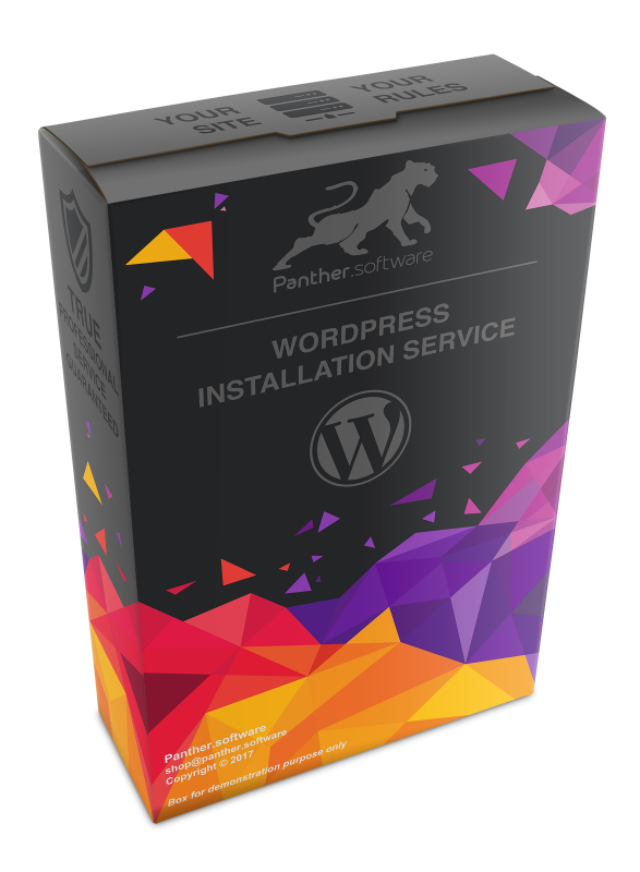 WordPress Installation Service - Panther.software 12