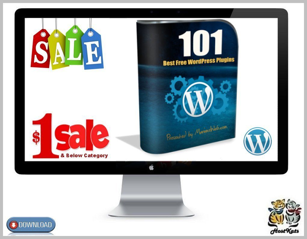 101 Best Free WordPress Plugins * eBook * Digital Download 18