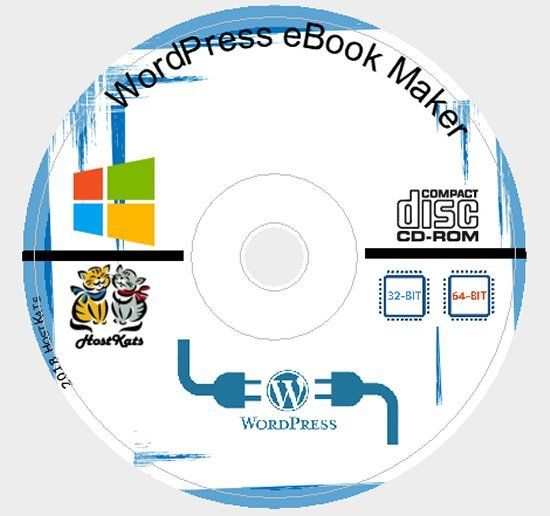 WordPress eBook Maker Plugin - On CD 1