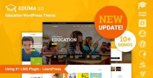 Eduma - Education WordPress Theme | Education WP 18