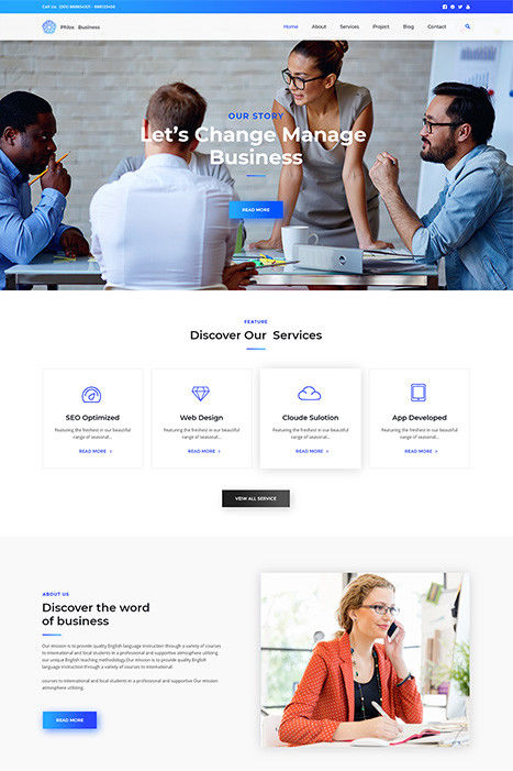 Phlox Pro - Elementor MultiPurpose WordPress Theme 19