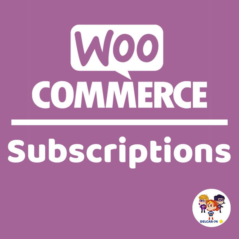 WooCommerce Subscriptions - WordPress Subscription Plugin 1