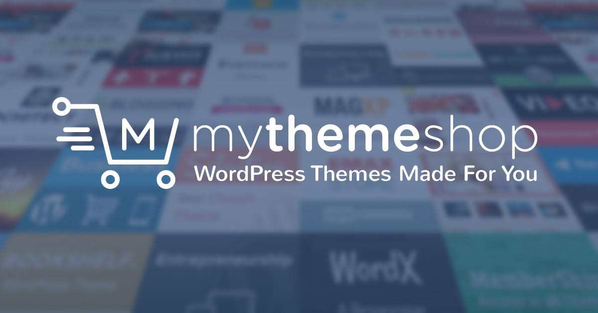 WordPress MyThemeShop - ALL Plugins and Themes - PACKAGE - LIFETIME FREE UPDATES 2