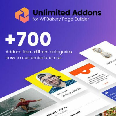 Unlimited Addons for WordPress WPBakery Page Builder Plugin (Visual Composer) 14