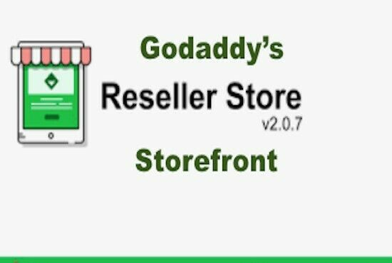 "I will Install your Godaddy Reseller Store ""Storefront"" Homepage in Wordpress 6"