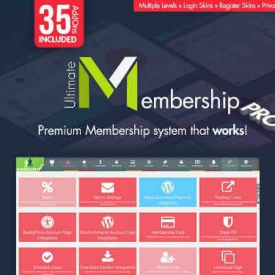 Ultimate Membership Pro - WordPress Membership Plugin 12