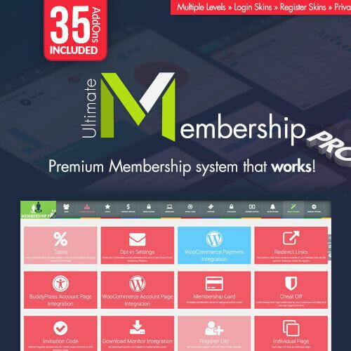 Ultimate Membership Pro - WordPress Membership Plugin 14