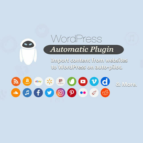 WordPress Automatic Plugin 14