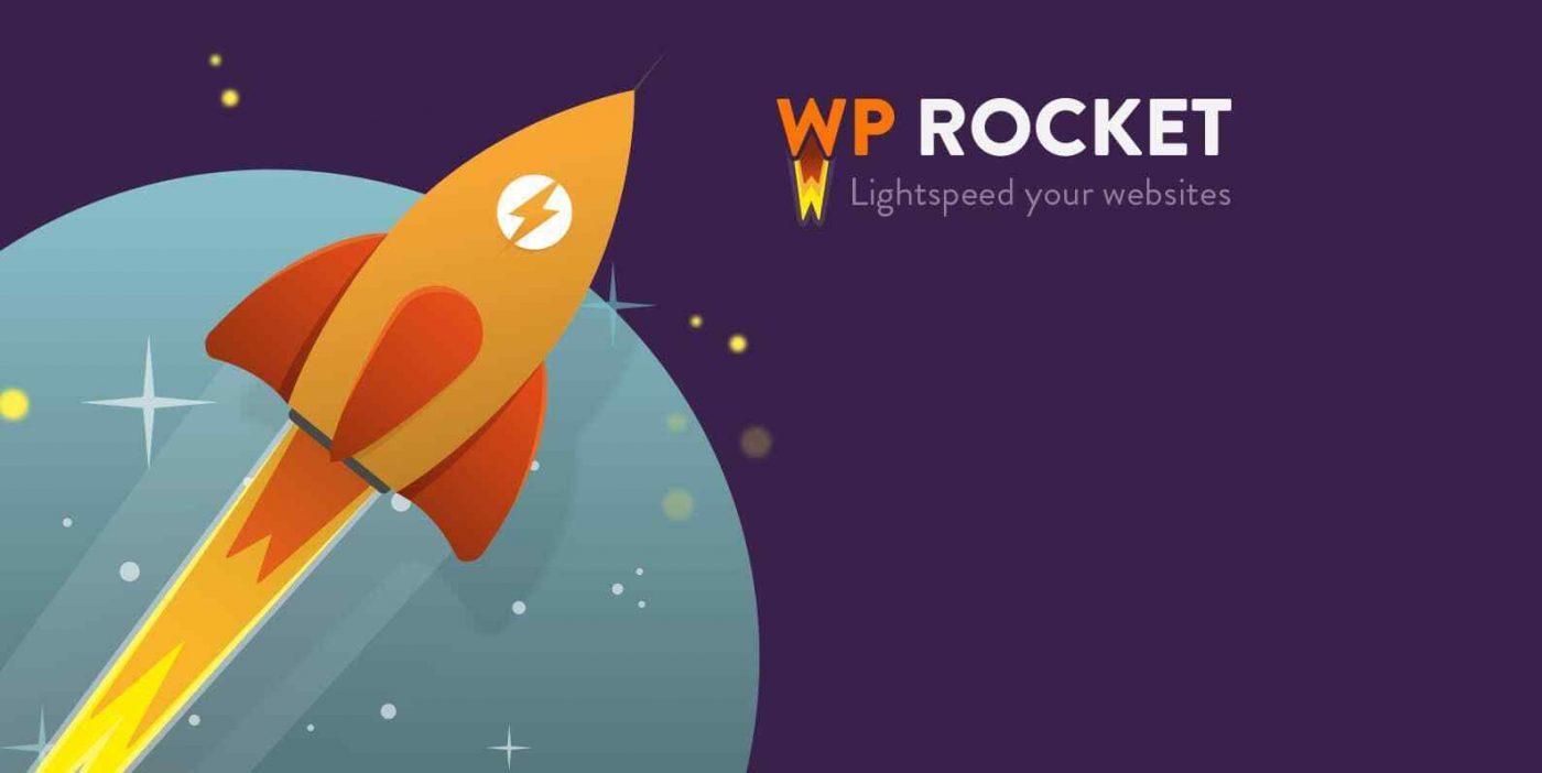 WP Rocket Wordpress Plugin Speed Up Website | Rank higher SEO | Update LIFE TIME 7