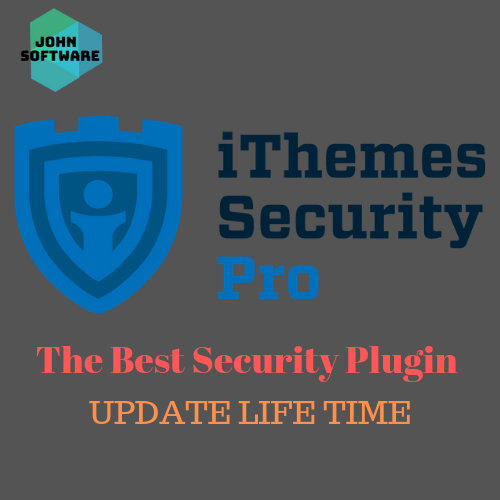 Ithemes Security Pro - The Best Security Wordpress Plugin - UPDATE LIFE TIME 1