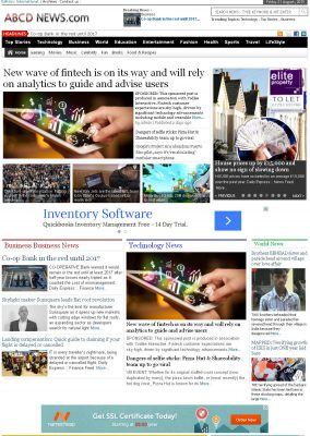 Fully Automated WordPress News Website - Autopilot SEO Ready Website 8