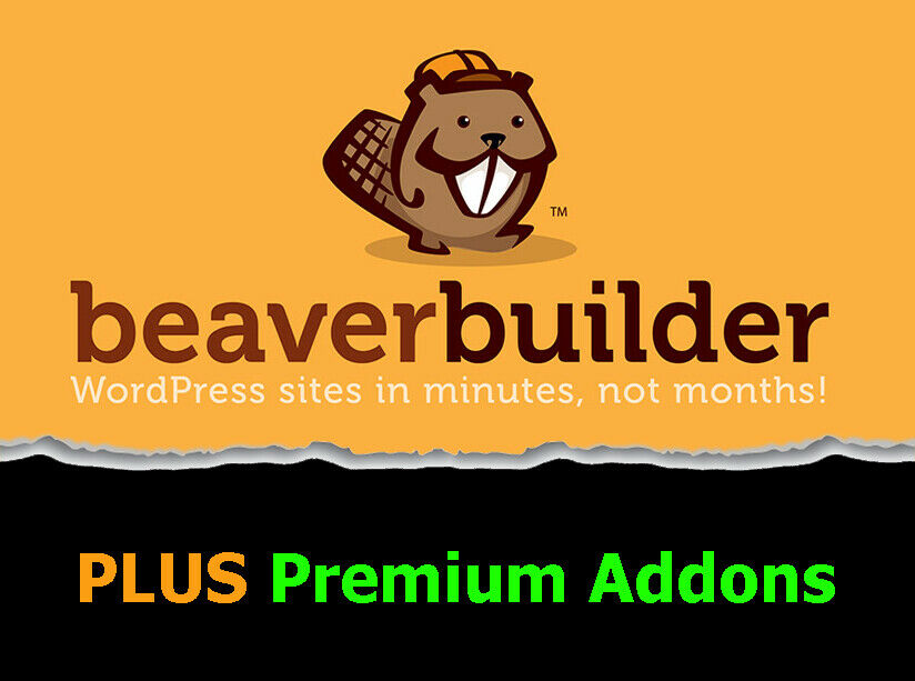 Beaver Builder PRO + Premium Addons | WordPress Plugin | Latest Version 1