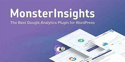 MonsterInsights Pro v7.3.1 - Best Google Analytics Plugin For WordPress 1