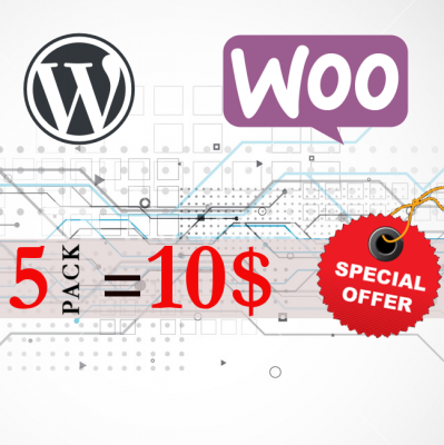 Premium WordPress Woocommerce plugins and themes - Lifetime Free Updates - 6