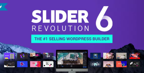 Slider Revolution Responsive WordPress Plugin - Latest Version v6.1.0 1