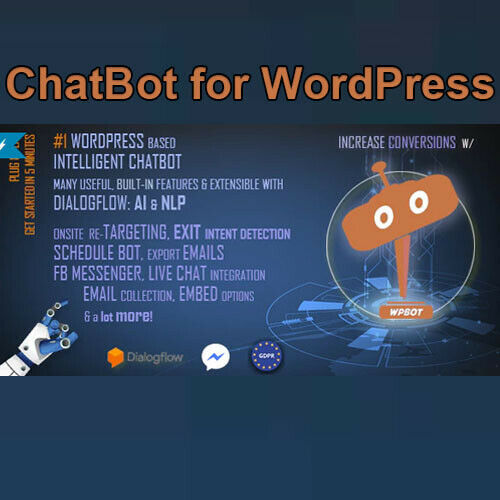 ChatBot for WordPress Best ChatBot Plugin for WordPress - Updated Version 1