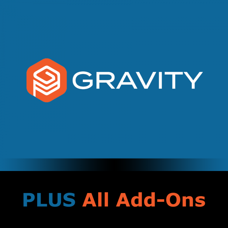 Gravity Forms + All Add-Ons | Advanced WordPress Form Plugin | Lifetime Update 7