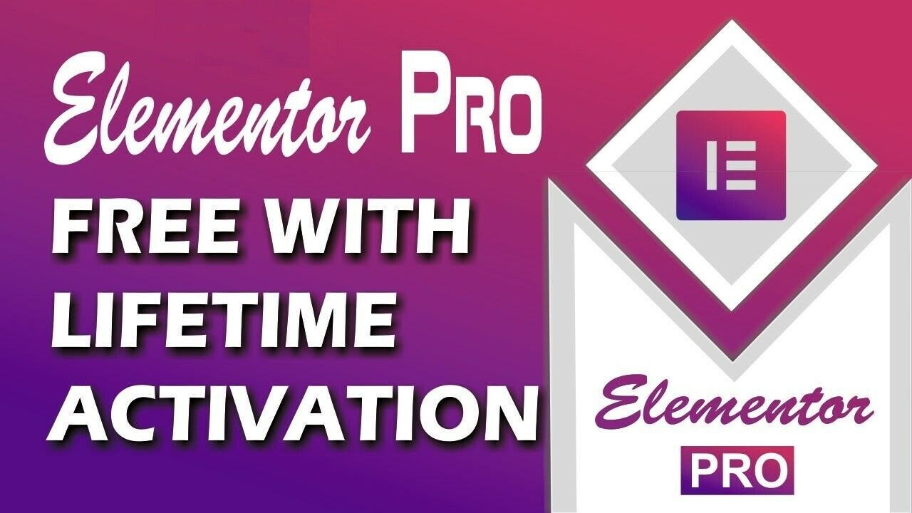 Elementor PRO v2.7.3 Active  || 12 Plugins || 35 Templates || WordPress Plugin 13