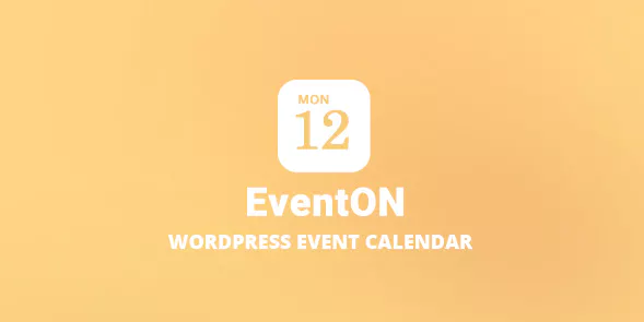 EventOn - WordPress Event Calendar Plugin - Latest Version 12