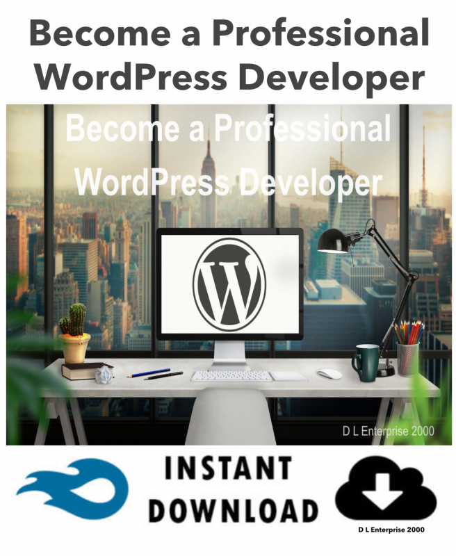 Become a Top WordPress Developer: Unlocking the Power of Code - [VIDEO TUTORIAL] 1