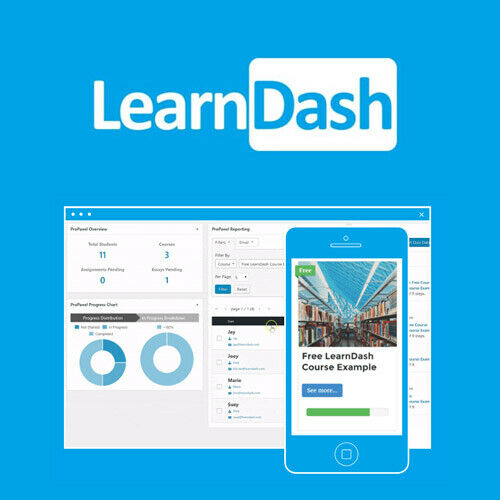 LearnDash LMS WordPress Plugin 5